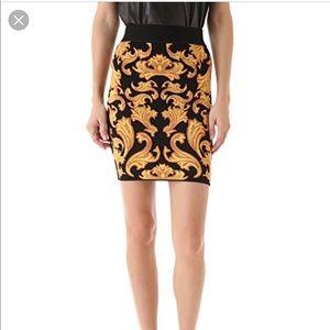 Torn by Ronny Kobo 'Celine' Skirt